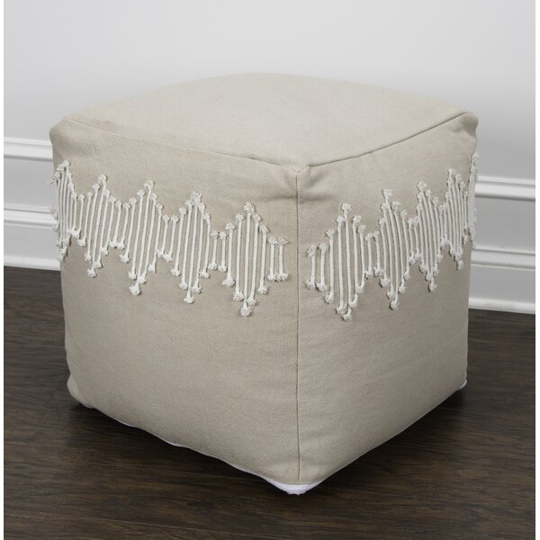 Amazing Pouf by Bungalow Rose