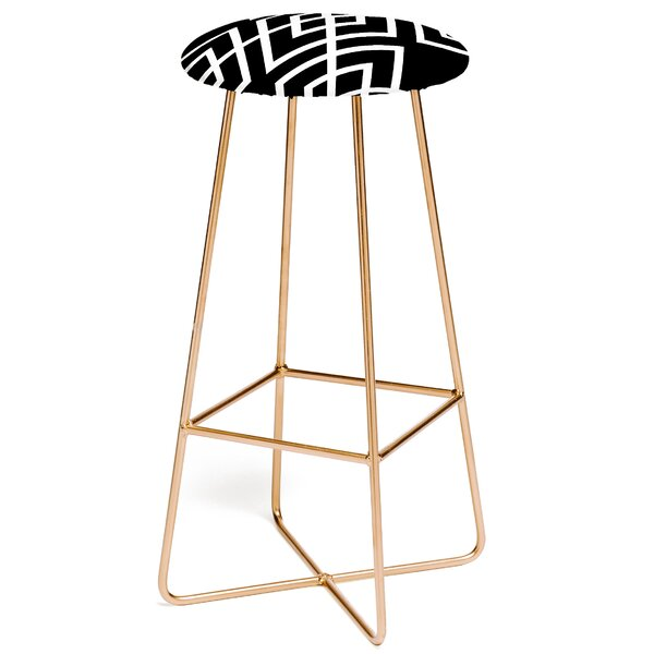 Bar Stool 30 by East Urban Home