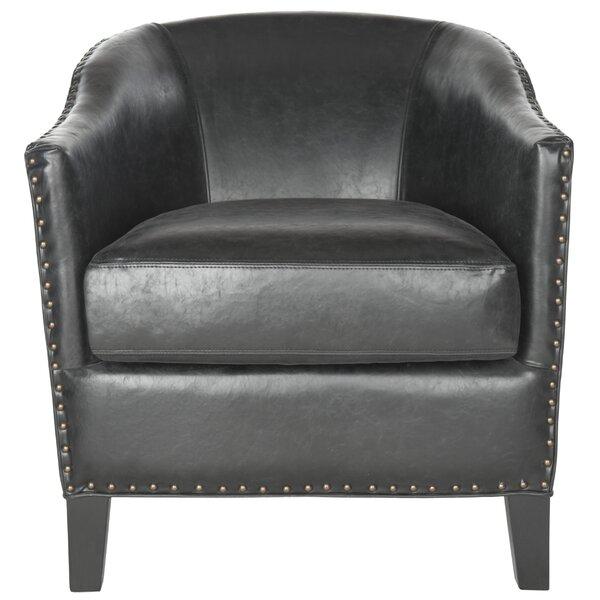 Philpott Barrel Chair by Alcott Hill