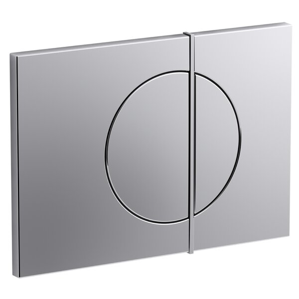 Flush Actuator Plate by Kohler