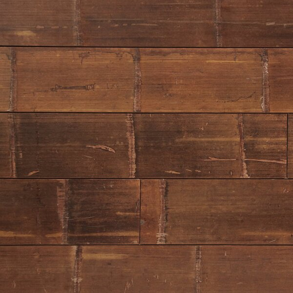 3-3/4 Solid Bamboo  Flooring in Natural Skin by Easoon USA