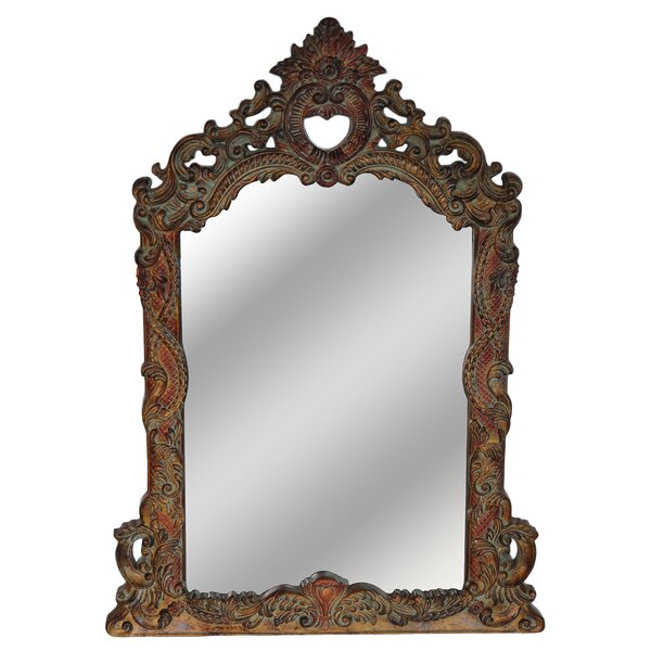 Arch/Crowned Accent Mirror by Astoria Grand