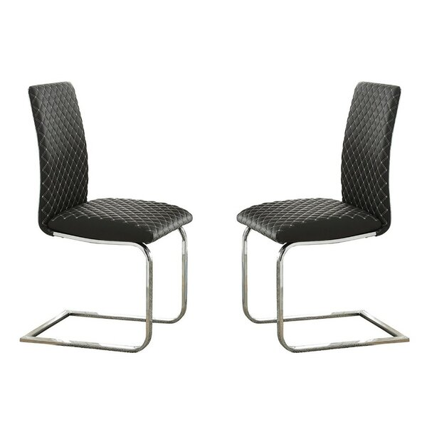 Mcintosh Upholstered Dining Chair (Set of 2) by Orren Ellis