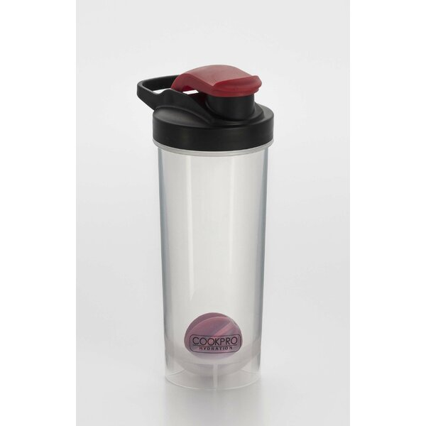 Sports Protein 24 oz. Plastic Travel Tumbler by Cook Pro