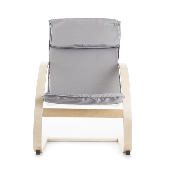 Teacher Rocker 16'' Fabric Classroom Chair by Guid