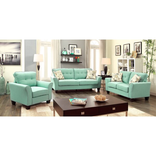 Mcneely Configurable Living Room Set by Darby Home Co