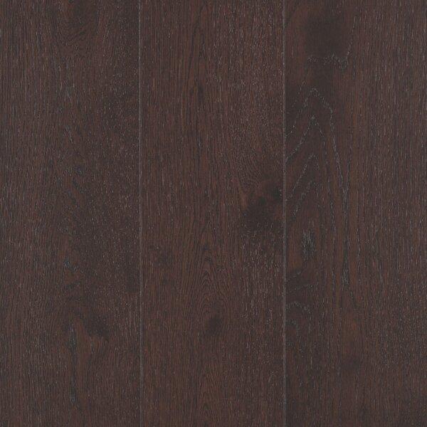 Clarkston Random Width Engineered Oak Hardwood Flooring in Walnut by Mohawk Flooring