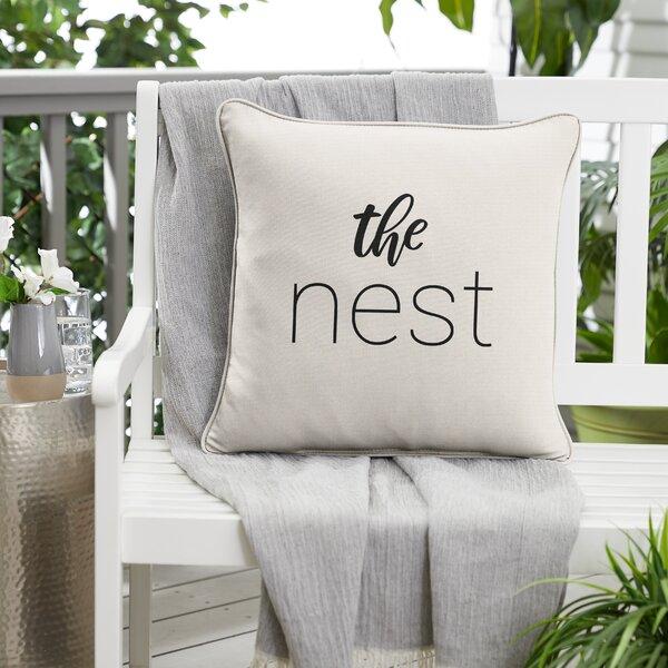 Devon Sunbrella® Indoor / Outdoor Throw Pillow