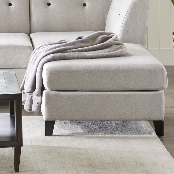 Lawrence Ottoman by Madison Park Signature