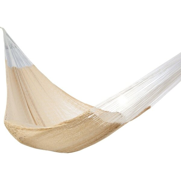 Lisa Double Tree Cream Hammock by Freeport Park