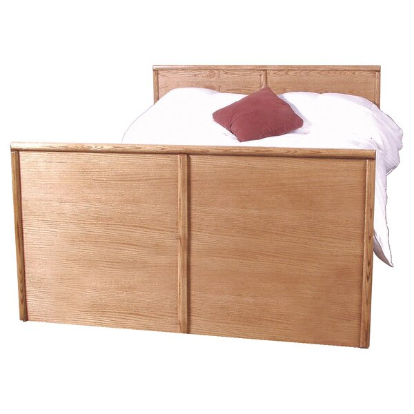 Leggett Queen Standard Bed by Loon Peak
