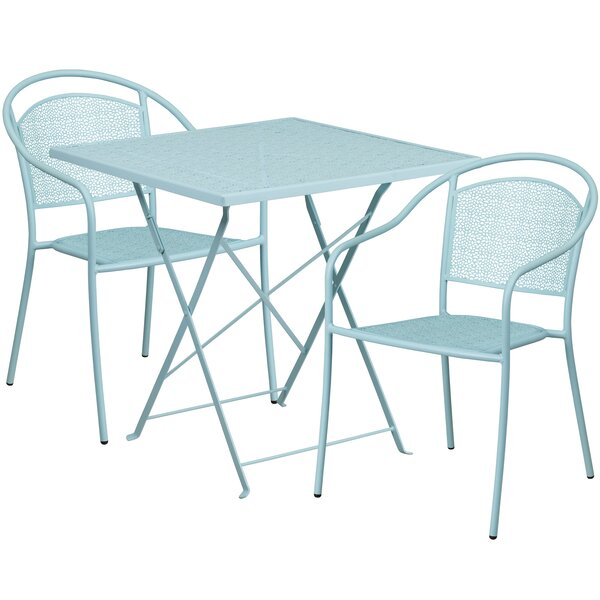 Keva 3 Piece Bistro Set by Zipcode Design