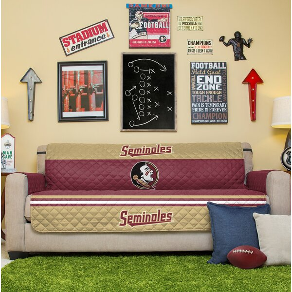 NCAA Sofa Slipcover by Pegasus Sports
