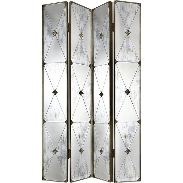 Parkin 4 Panel Room Divider by One Allium Way