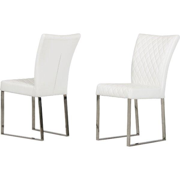 Clower Dining Chair (Set of 2) by Orren Ellis