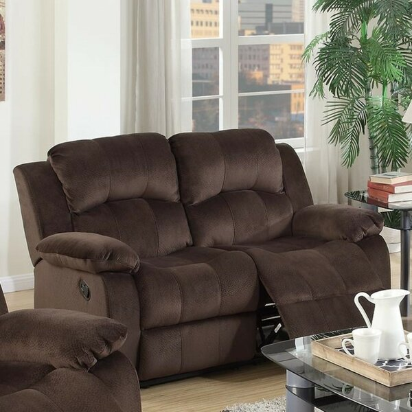 Shop A Great Selection Of Pantano Reclining Loveseat by Winston Porter by Winston Porter