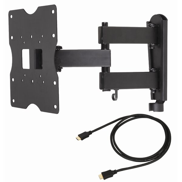Articulating Arm/Tilt/Swivel Wall/Corner Mount for 18 - 40 Plasma/LCD/LED by Ready Set Mount