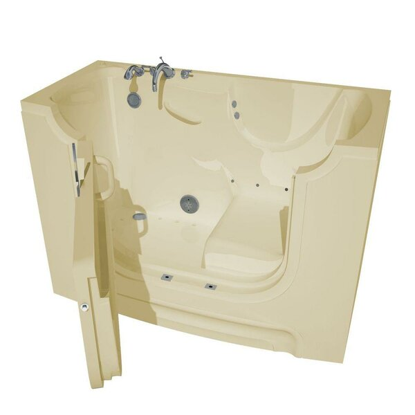 HandiTub 60 x 30 Walk-In Air Jetted Bathtub by Therapeutic Tubs