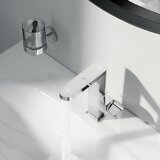 Plus Single Hole Bathroom Faucet with Drain Assembly by GROHE