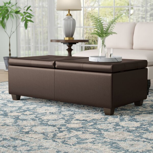 Falmouth Storage Ottoman By Andover Mills Read Reviews