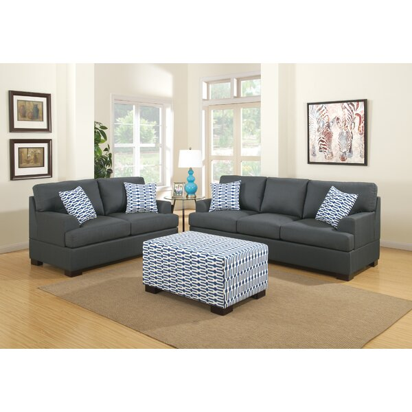 Sapp 2 Piece Living Room Set by Latitude Run