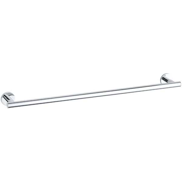 Stillness 24 Wall Mounted Towel Bar by Kohler