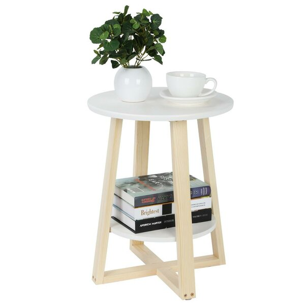 Brushton End Table By Ebern Designs