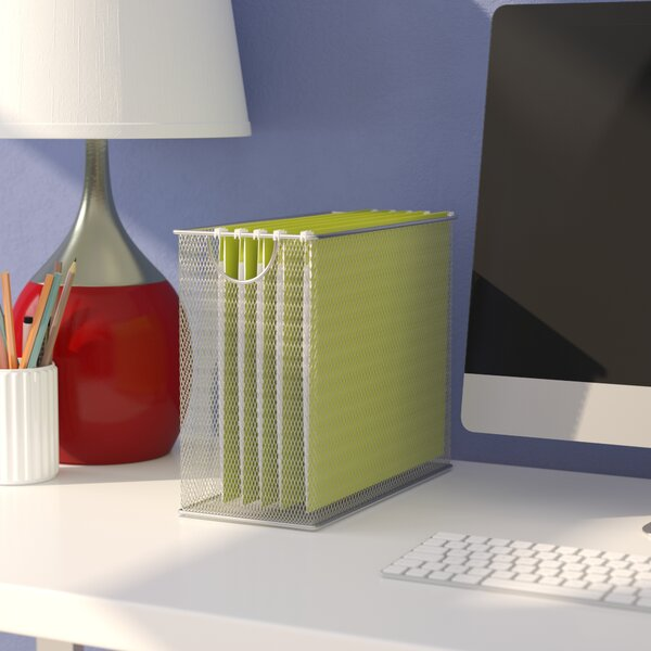 Table Top Hanging File Organizer by Rebrilliant