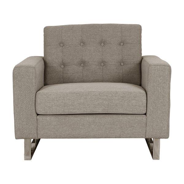 Zander Armchair by Orren Ellis