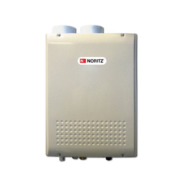 Indoor Condensing Direct Ventilation Water Heater by Noritz
