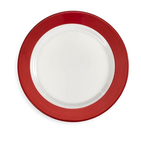 Lorenz 8 Melamine Salad Plate (Set of 4) by Ebern Designs