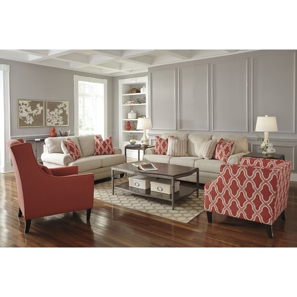 Looking for Winn Configurable Living Room Set By August Grove