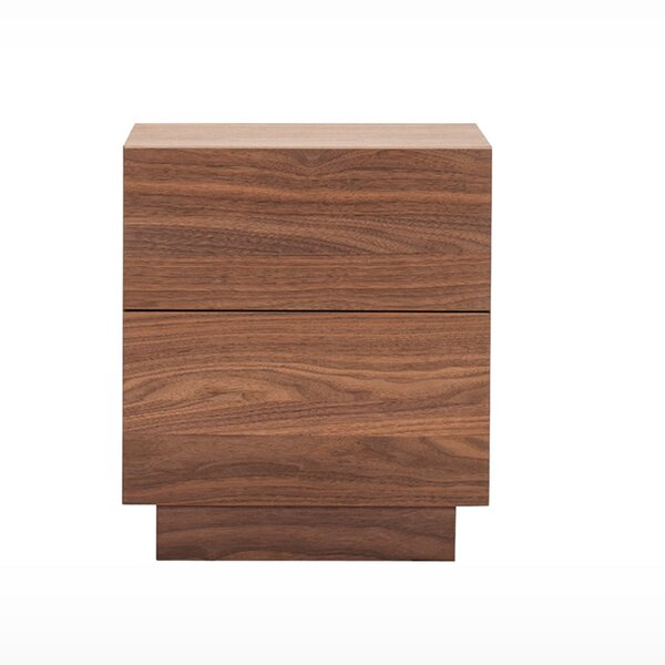 Boom End Table With Storage by EQ3