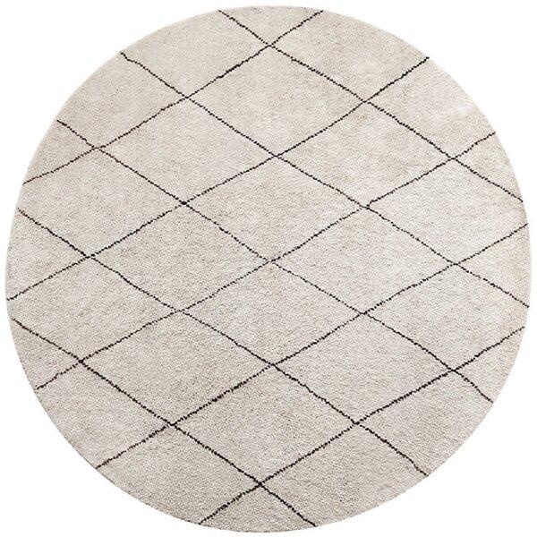 Dash And Albert Rugs Numa Geometric Hand Knotted Gray Area Rug Reviews Wayfair