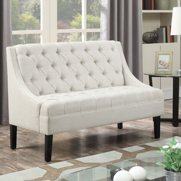 Argenziano Upholstered Bench by Darby Home Co