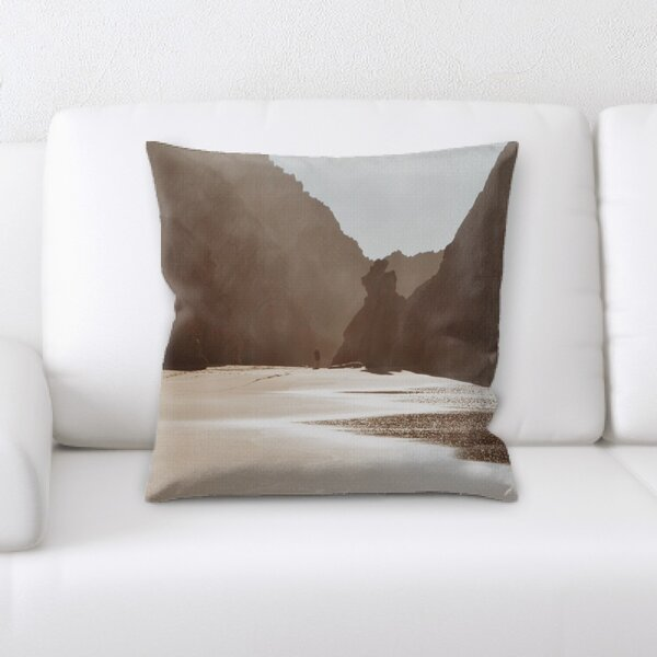 Prather (185) Throw Pillow by World Menagerie