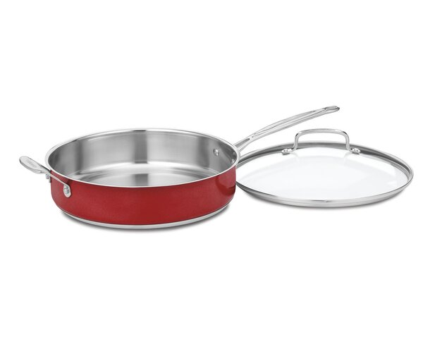 Skillet with Lid by Cuisinart