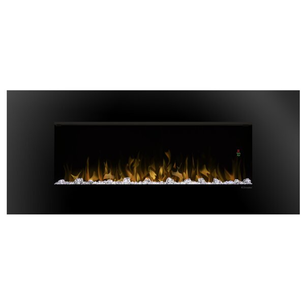 Wall Mounted Electric Fireplace by Dimplex