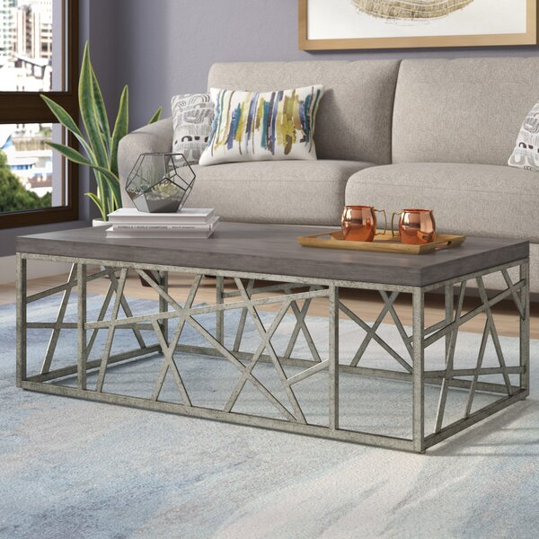 Hiers Coffee Table by Brayden Studio