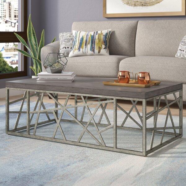 Hiers Coffee Table by Brayden Studio