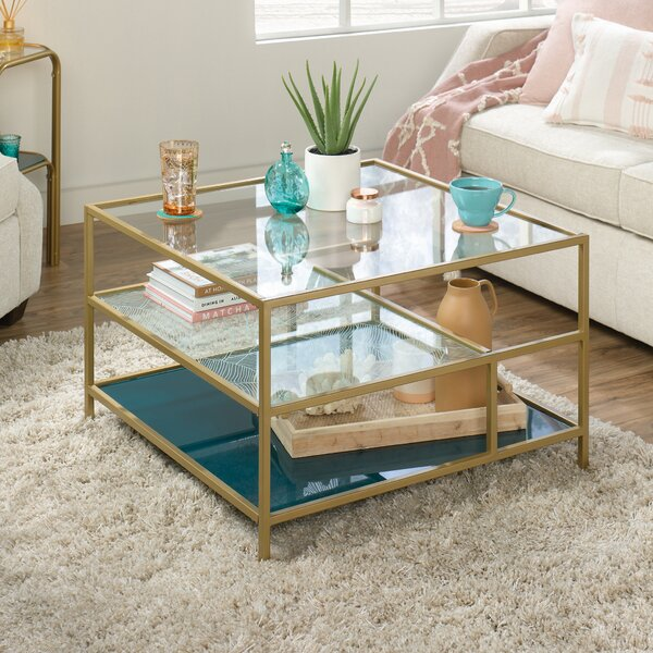 Heald Coffee Table With Storage By Everly Quinn