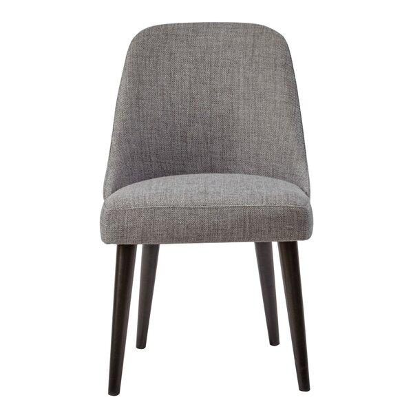 Prosper Angled Legs Upholstered Dining Chair (Set of 2) by Brayden Studio