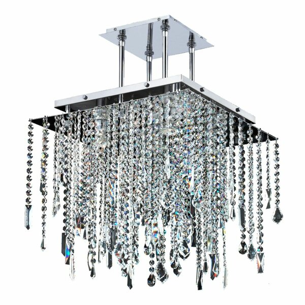 Cohen-Arazi 5-Light Unique / Statement Tiered Chandelier by Everly Quinn Everly Quinn