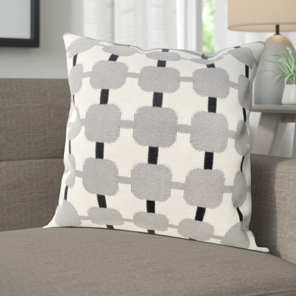 Nietos Square Throw Pillow by Langley Street
