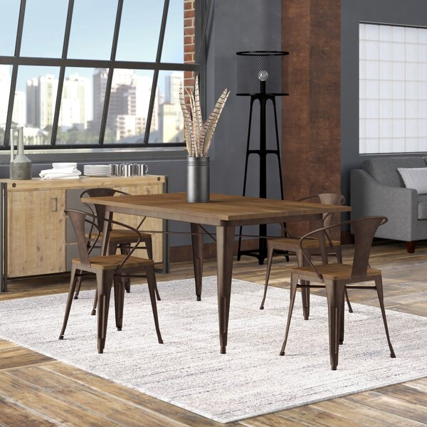 Reedley 5 Piece Dining Set by Trent Austin Design