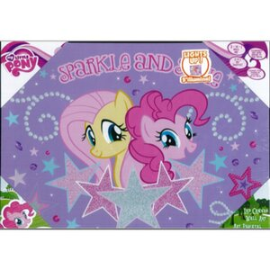 'My Little Pony Sparkle and Shine' Graphical Art on Canvas by Linen Depot Direct