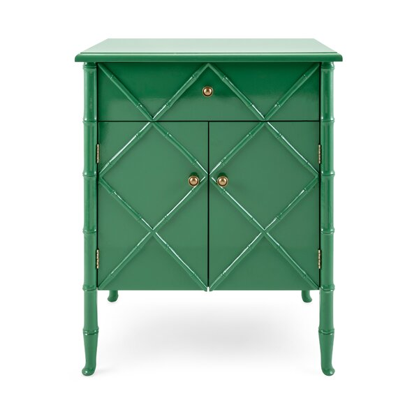 Statler 2 Door Accent Cabinet by Bay Isle Home