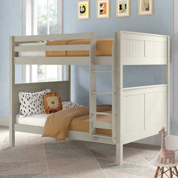 Burkley Full Over Full Bunk Bed By Mack & Milo by Mack & Milo 2020 Coupon