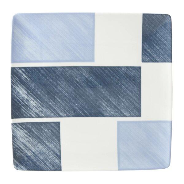 Luca Andrisani Azzurro Square Tray by Lenox