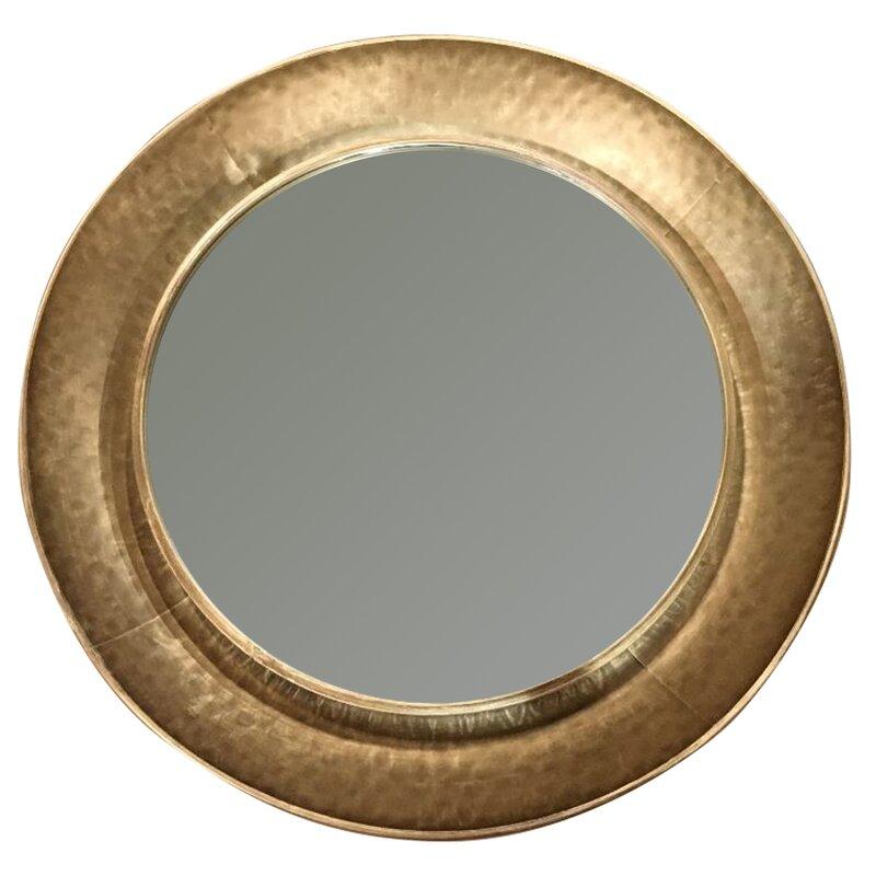 Allain Iron Accent Mirror